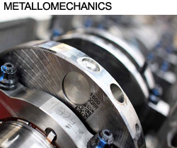 Metallomechanics
